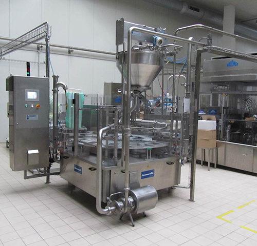 Фасовочный автомат пищевых продуктов поставки по всей