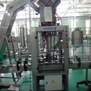 Оборудование для розлива и упаковки моющих средств