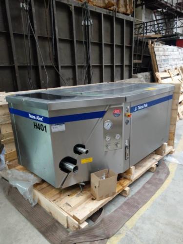 Tetra Pak TA FLEX  UHT tube sterilizer